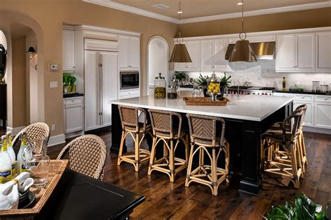 Big Kitchens With Islands the kitchen that ate the house wsj