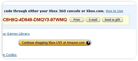 Free Amazon Gift Card Redeem Codes - amazon com get online game codes for xbox live
