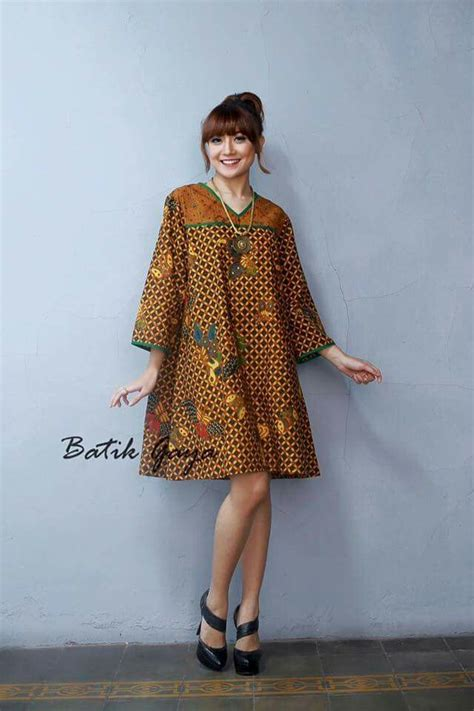 Atasan Mini Dres Batik Cantiik 367 best batik n tenun images on batik dress batik fashion and fashion