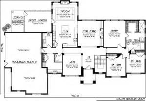 house plan 45416 at familyhomeplans com ranch house plan photos