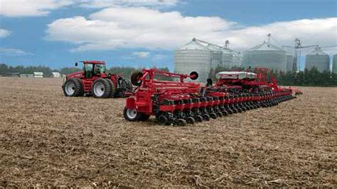 Planter Technology by Ih Precision Planting Let Producers Customize Their