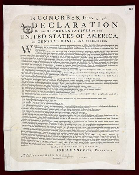 printable declaration of independence the declaration of independence flickr photo sharing
