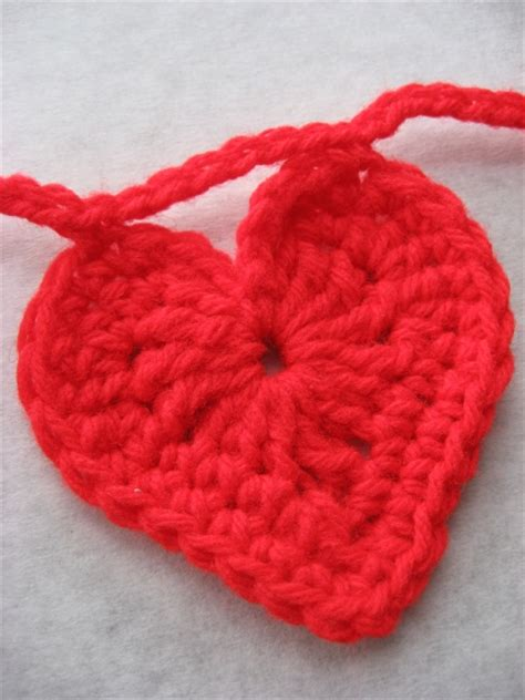 free crochet heart pattern video free crochet pattern for hearts crochet and knitting