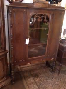 Antique Curio Cabinet Chic Unique Furniture 1920s Antique Curio Cabinet