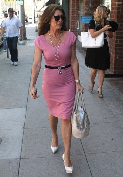 lisa vanderpump pink top with black bow 225 best sexy yet professional outfits images on pinterest