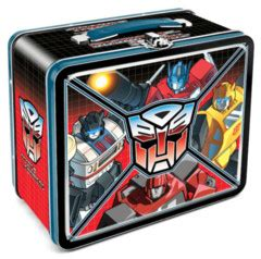 Transformer Pony Lunch lunch boxes chez geeks