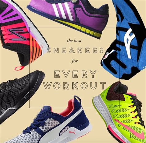 best workout sneakers the best s sneakers for every workout well
