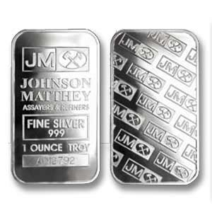 forms of silver bars | different types of silver bullion