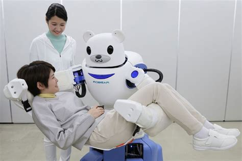 Vs Machine Robots At Japanese Hospital by Why S Only Robot Will Be A Robot New Scientist