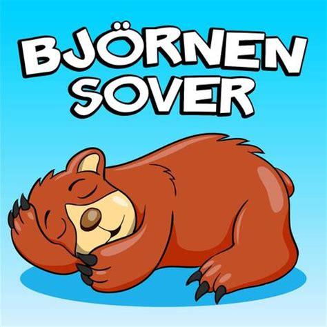 björnen sover — album (artist: barnsånger)