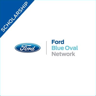 Ford Blue Oval Scholarship Mba by Calendar