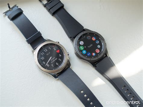 Best replacement watch bands for Samsung Gear S3   Android Central