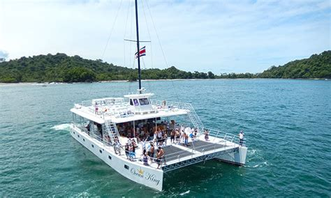 catamaran adventures quepos costa rica tours catamaran manuel antonio