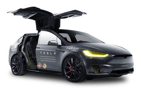 tesla png black model x tesla motors modern car png image pngpix