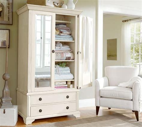 Wardrobe Dresser Furniture by Sofia Armoire Pottery Barn