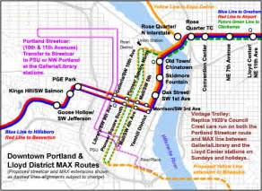 world nycsubway org portland max route map