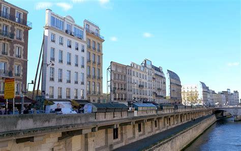 designboom paris claire max turn the city of paris into a fake movie set