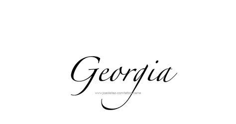 state of georgia tattoo designs design usa state 15 png