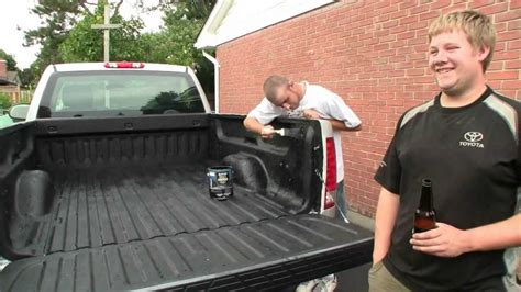 diy truck bed liner diy bedliner by duplicolour youtube