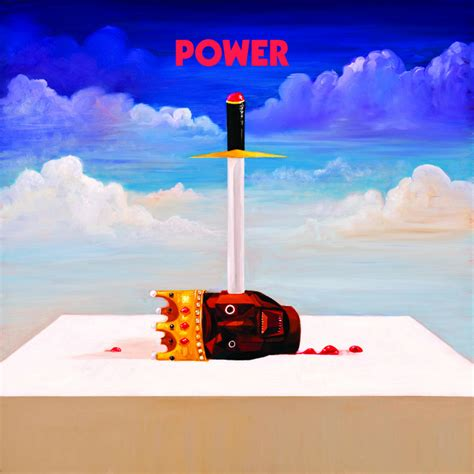 Kanye West Iphone Semua Hp clothing kanye west power album artwork