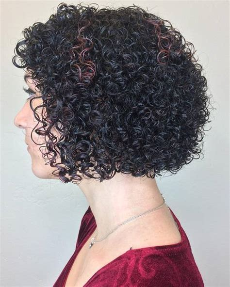 big chin with perm 20 hairstyles and haircuts for curly hair curliness is