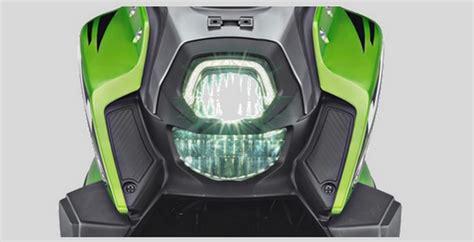 Helm Yamaha X Ride yamaha x ride 125 green headl