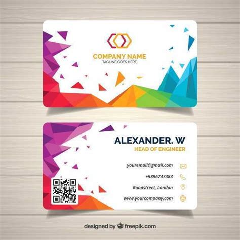 personal business card template illustrator best business card template illustrator images card