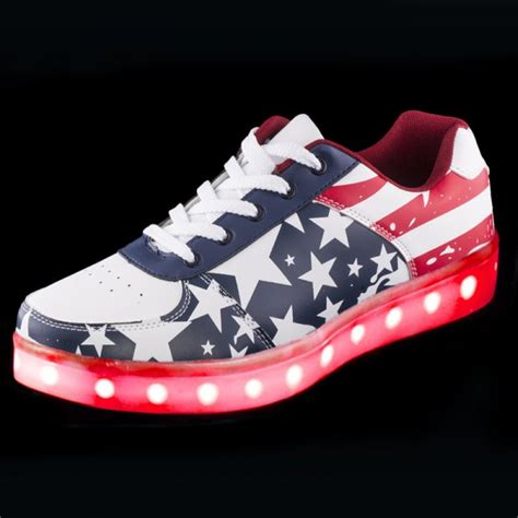 shoes with lights for adults buy light up shoes for adults usb charge light up shoes