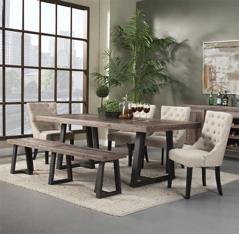 modern dining room table set best 25 modern farmhouse table ideas on