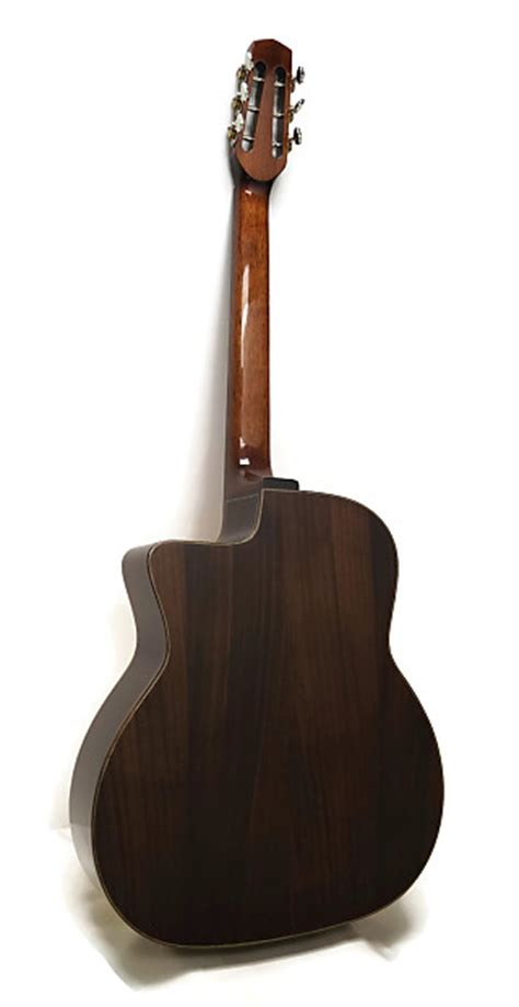 swing acoustic guitar paris swing gg 39 oval soundhole gypsy jazz acoustic