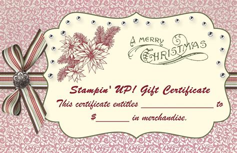 fancy gift certificate template eichenberger s stin korner vintage fancy