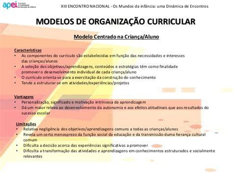 Modelo Curricular Nacional A Constru 231 227 O Articulada Do Saber Uma Perspetiva Hol 237 Stica Do Curr 237 Cu