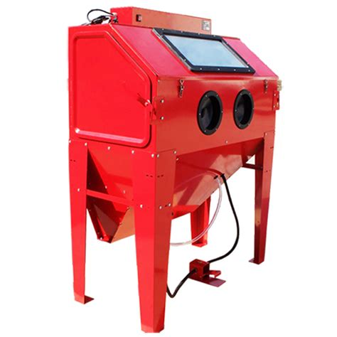 sand blasting cabinet reviews industrial air sand blaster blast blasting cabinet