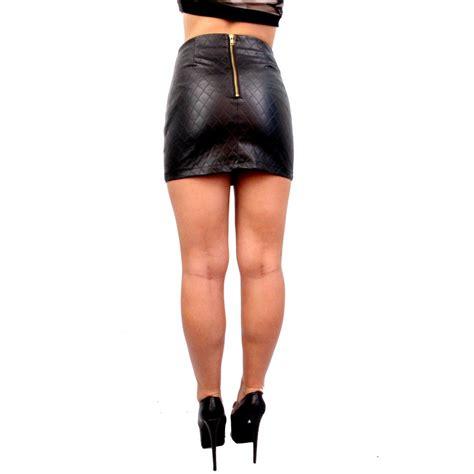 leather mini skirt 2015 2016 fashion trends 2016 2017