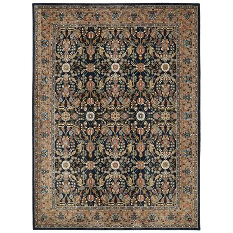 7 x 8 area rugs mohawk home karastan studio wanderlust rems sapphire 5 3 ft x 7 8 ft area rug 000798 the