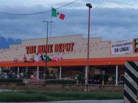 the home depot av miguel alem 225 n 111 guadalupe nuevo