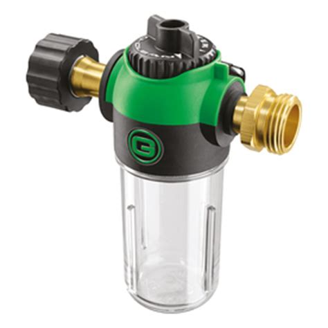 Garden Hose Nutrient Injector Shop G Clean High Pressure Detergent Injector At Lowes
