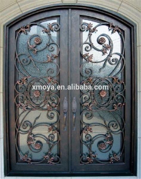 ingresso in ferro battuto elegante ingresso porte in ferro battuto prezzo con vetro