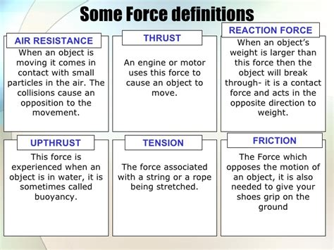 definition of water resistance in physics forces basics