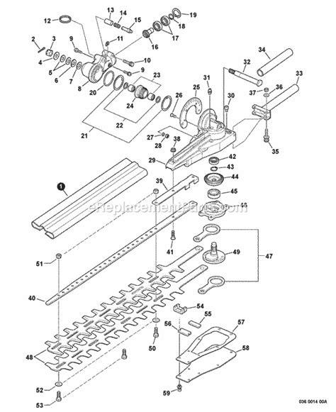 echo wacker parts diagram echo 99944200595 parts list and diagram