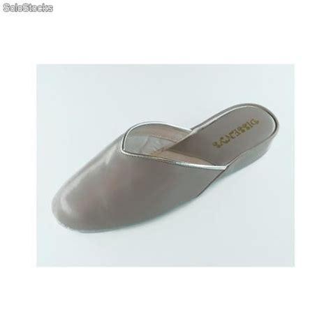 zapatillas de piel para casa zapatilla de casa para se 241 ora fabricada en piel