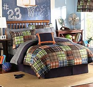 12pc boys bed in a bag set