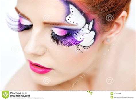 imagenes de ojos fantasia maquillaje