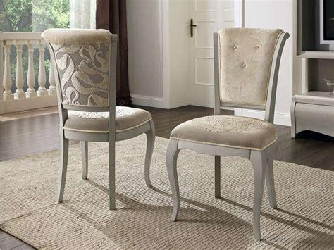 sedie soggiorno imbottite sedie imbottite di design i modelli di tendenza per il