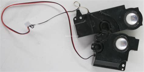 toshiba satellite a300 speakers l r 6039b0019601 163 4 80 spares2repair led tv