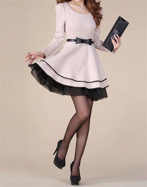 imagenes de otoño moda moda coreana modelos de vestidos 2014 mundo fama corea