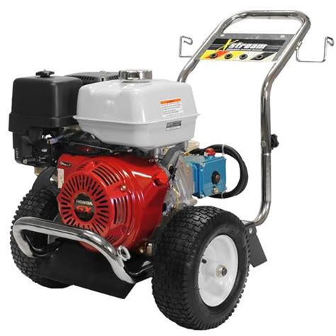 pressure washers with cat pumps and honda engines xstream 4000psi 4 0gpm gas washer honda engine with cat