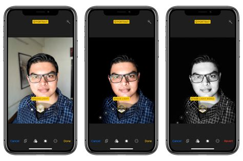 iphone portrait mode how to take awesome depth effect portrait mode selfies on iphone x