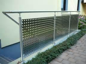 Terrassengeländer Alu Preise by Die Besten 17 Ideen Zu Balkongel 228 Nder Sichtschutz Auf