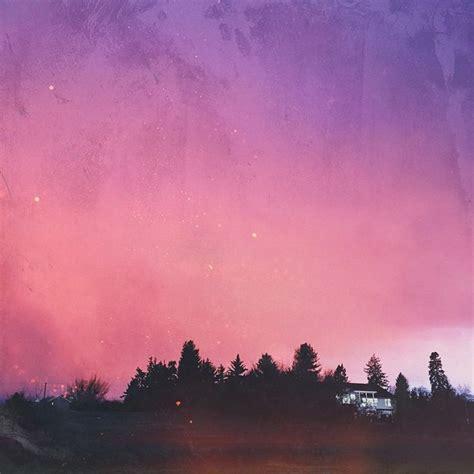 Landscape Instagram Background Beautiful Colors Forest